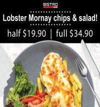 November Meal Deal Lobster Mornay