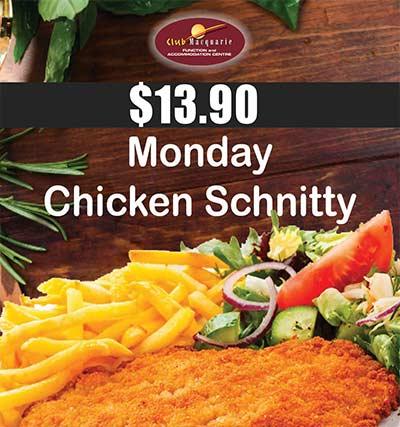 Monday Dinner Deal